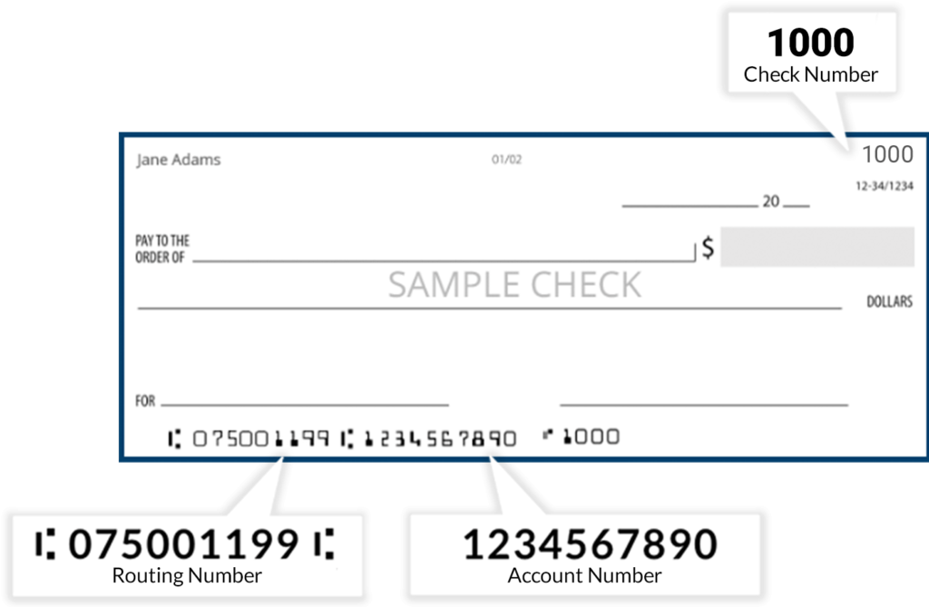 Tri City National Bank Routing Number