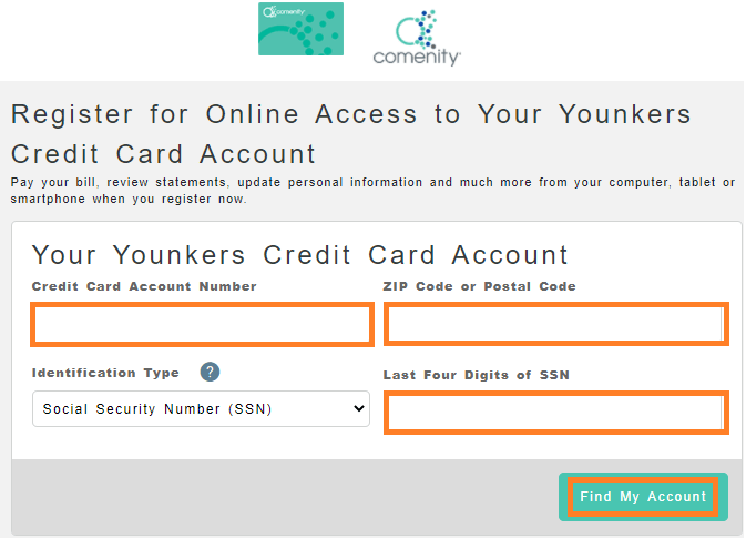 Register Younkers Credit Card Online 2