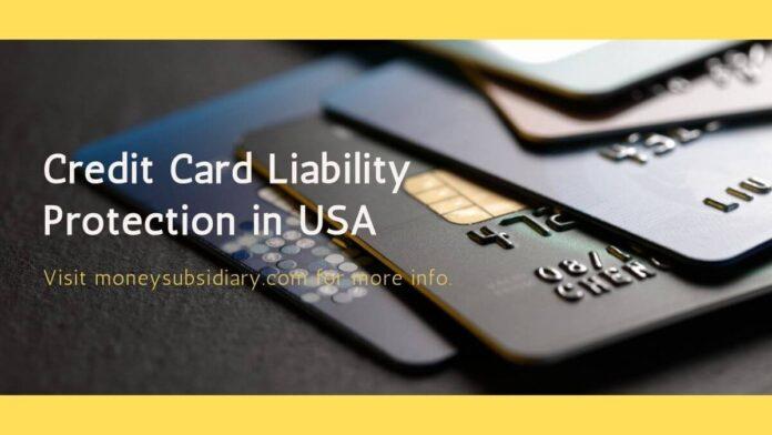 Credit Card Liability