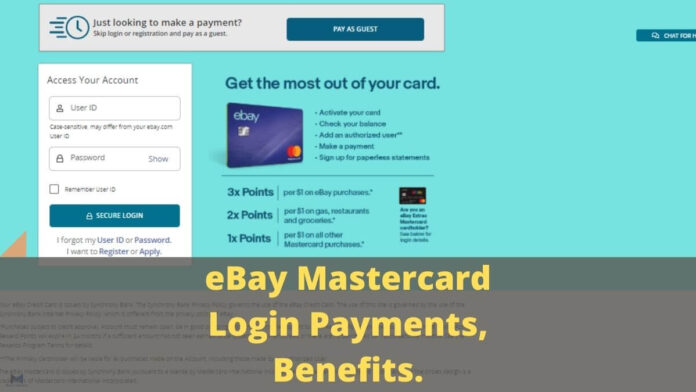 eBay Mastercard