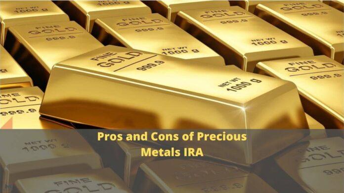 Metals IRA